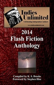 Indies Unlimited 2014 Anthology cover