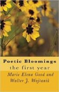 Poetic Bloomings Anthology cover