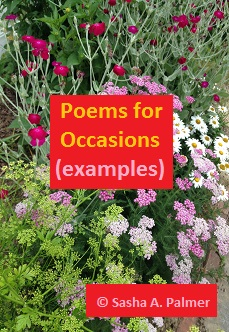 Poems for Occasions, cover)